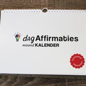Affirmaties Kalender